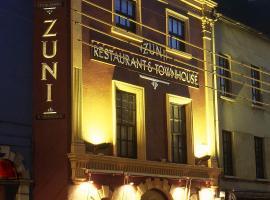 Zuni Hotel, hotel in Kilkenny
