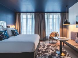 Le Belleval, hotel in Paris