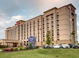 Hampton Inn & Suites by Hilton Dartmouth - Halifax, hotel em Halifax