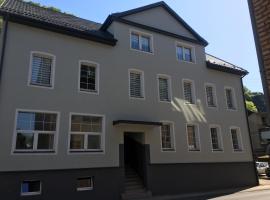 Winzerhaus Loreley, hotel in Sankt Goarshausen