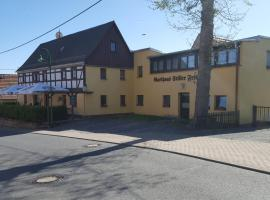Gasthaus Stiller Fritz, Hotel in der Nähe von: Burg Stolpen, Bad Schandau