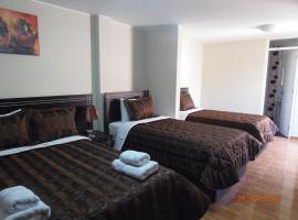 B&B Cusing Wasi, B&B in Lima