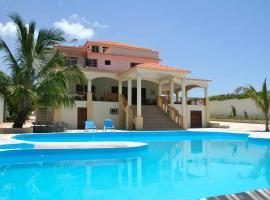 Hotel La Saladilla Beach Club, отель в городе Санта-Крус-де-Бараона