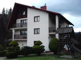 Agroturystyka SKALNE, hotel near Lubomierz Ski Lift, Szczawa