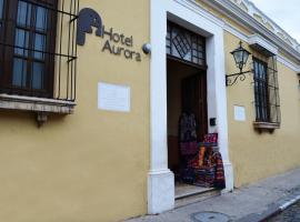 Hotel Aurora, hotel in Antigua Guatemala