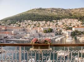 Apartment CATIVLA, three-star hotel in Dubrovnik