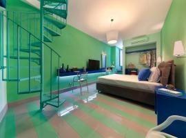 Suite Home Sorrento, villa in Sorrento