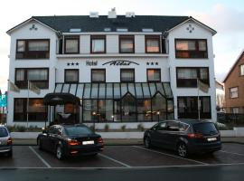 Hotel Atlas, hotel near Zeebrugge Strand Train Station, Zeebrugge