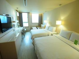 康橋商旅- 光榮碼頭,高雄的飯店