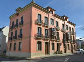 La Casona de Lazúrtegui, hotel en Ribadeo