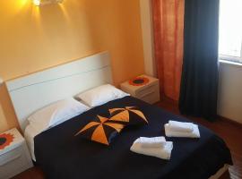 Residencia Mateus, hotel in Faja Grande