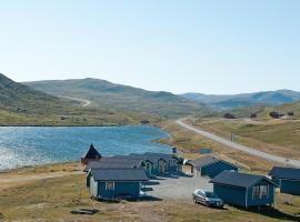 Nordkapp Caravan og Camping, hotel v destinaci Skarsvåg