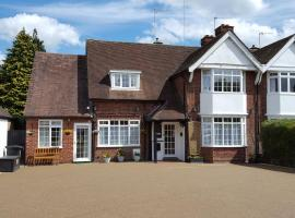 Hampton Lodge En-Suite Rooms with Free Parking, hotel near Royal Shakespeare Theatre, Stratford-upon-Avon