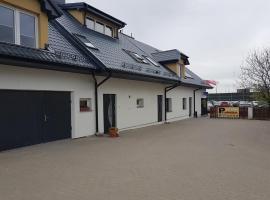 Noclegi i Parking u Andrzeja, hotel near Gdańsk Lech Wałęsa Airport - GDN,