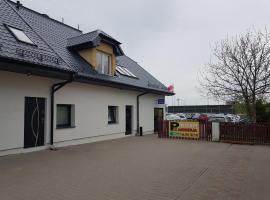 Noclegi i Parking u Andrzeja, family hotel in Gdańsk