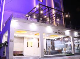 Hotel Lakhdatar, hotel in Sīkar