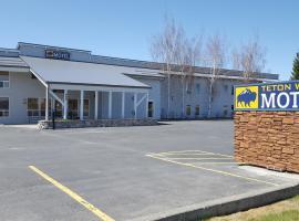 Teton West Motel, hotel in Driggs