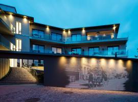 HOF-SUITEN, Hotel in Waren (Müritz)