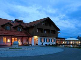 Hotel Auf der Gsteig GmbH, Hotel in der Nähe von: Bahnhof Füssen, Lechbruck