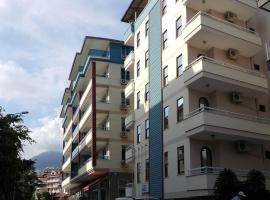 Hotel Midi, отель в городе Аланья