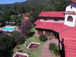 Hotel Antiguo Camino, hotel en Villa General Belgrano