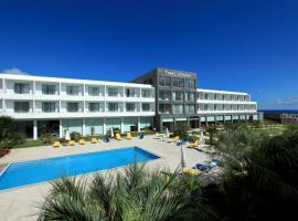Hotel Vale Do Navio, hotel em Capelas