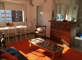 Montevideo Candombe Flat, hotel com jacuzzi em Montevidéu