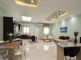 Creta Nostos Luxury Apartment, hotel in Souda