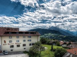 Bärenwirth, hotel in Innsbruck