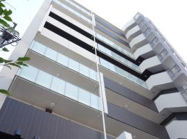 BAY HOTEL Urayasu-ekimae, apartment in Tokyo