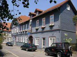 Gästehaus Schmitz, Ferienwohnung in Goslar