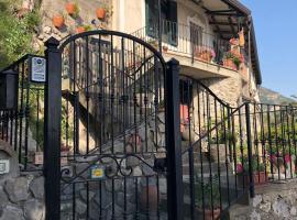 Casa Vacanze Il Libeccio, villa in Positano