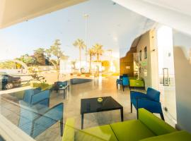 Suites Hotel Mohammed V by Accor, готель у місті Аль-Хосейма