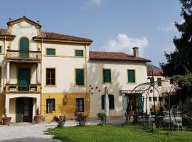 Villa Pampinuccia, hotel per famiglie a Bassano del Grappa