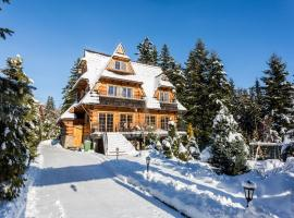 Rezydencja Górska z sauną, hotel in Kościelisko