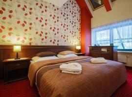 Apartamenty przy Głównym Deptaku – hotel w Wiśle