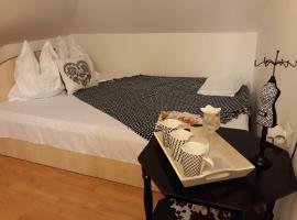 Vila Calix, room in Băile Govora