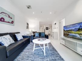 York Apartments on Grenfell, budget hotel in Adelaide