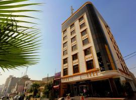 كاروان سراي، فندق في أربيل