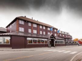 Bergstadens Hotel, hotell på Røros