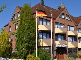 Ruser's Hotel, Hotel in der Nähe von: Sophienhof, Schönberg in Holstein