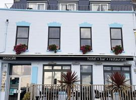 Seascale Hotel & Restaurant, hotel in Gorey