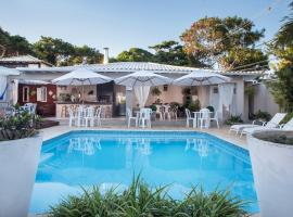 Birseville Guest House, hotel with pools in Búzios