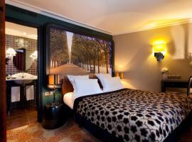 Hotel Fontaines du Luxembourg, hotel near Saint-Sulpice Metro Station, Paris
