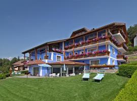Hotel Talblick, hotel a Ortisei
