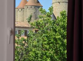 Hotel Espace Cite, hotel in Carcassonne