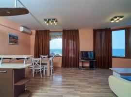 Helios Panorama Apartments Golden sands, хотел близо до Център на Златни пясъци, Златни пясъци
