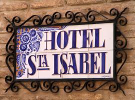 Hotel Santa Isabel, отель в городе Толедо