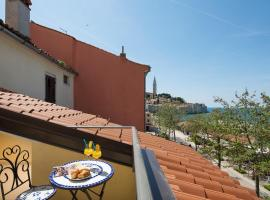 Valdibora Sea View Residence, luxury hotel in Rovinj
