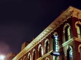 The Oliver Hotel, hotel in Knoxville